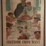 Norman Rockwell 1943 Poster for Sale
