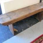 Country Primitive Long Bench