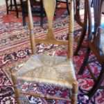 Twentieth Century Queen Anne Style Chair