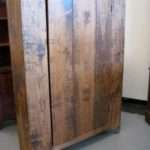 Piedmont Virginia Yellow Pine Clothes Press