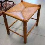 Rock Maple Country Stool