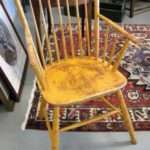 Bird-Cage Windsor Arm Chair
