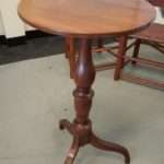 Southern Attributed Candle Stand