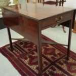 English Pembroke Table