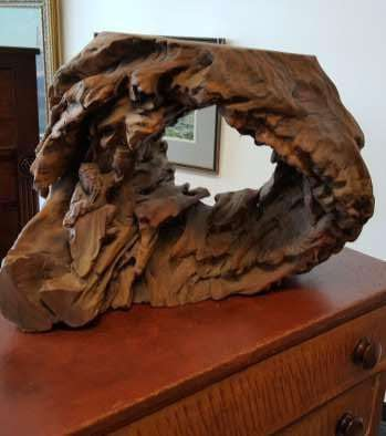 Chinese Tree Root Carving