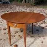 Important Southern Pembroke Table