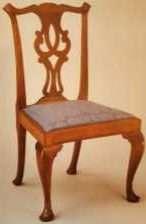 Robert Walker side chair