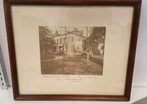 UNRECORDED WALLACE NUTTING PHOTOGRAPH