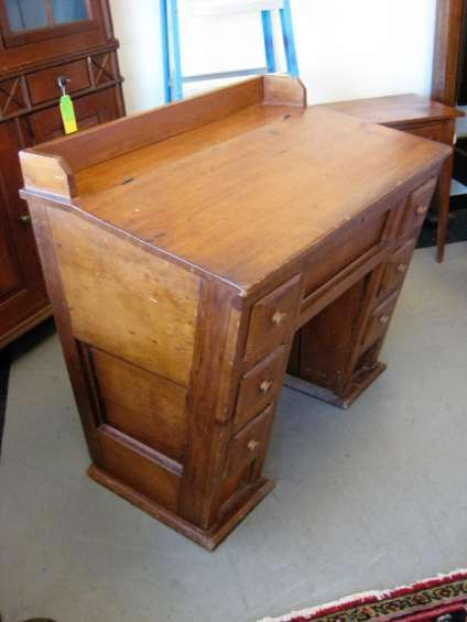 Ship Captain's Desk