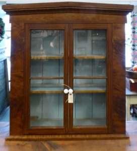 Incredible Shenandoah Valley Corner Cabinet!