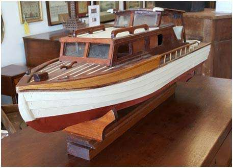 Vintage Model Boat Ruckersville Gallery